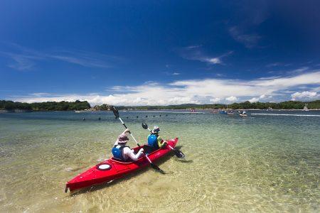 夏季の『英虞湾エコツアー シーカヤックツーリング』体験開始時間について