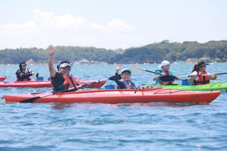 9月 三連休の『英虞湾エコツアー シーカヤックツーリング』体験開始時間について
