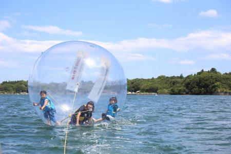 9月、10月の『NWWA®ウォーターボール® de 自然体験』の開始時間について